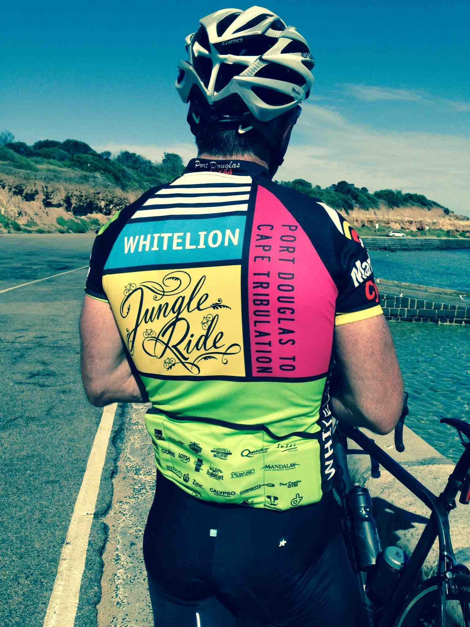 Whitelion Jungle Ride