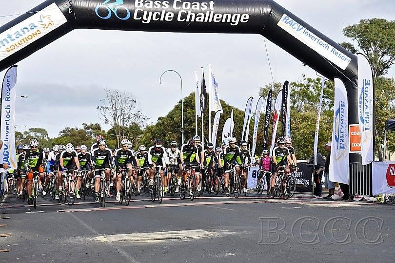 Bass Coast Cycle Challenge