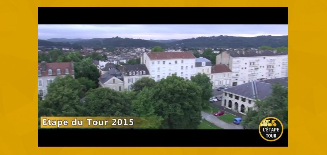 Video Etape du Tour