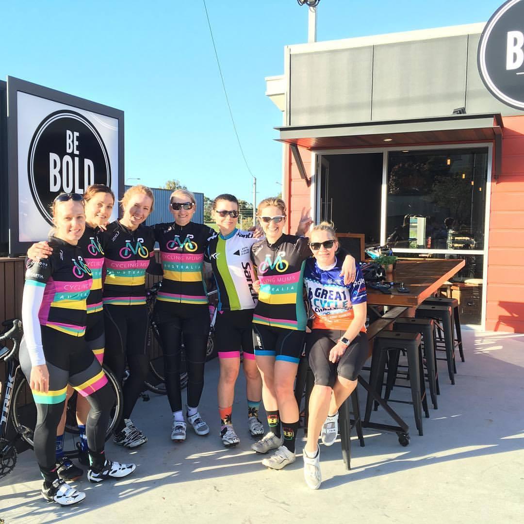 Cycling Mums Australia :1